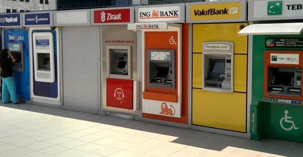 Banka ATM'leri Sahte Banknotlar İçin Tedbir Aldı