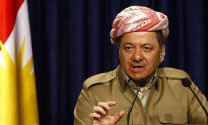 Barzani Resti Çekti: Artık Devlet Olmalıyız, Savaşa Hazırız!