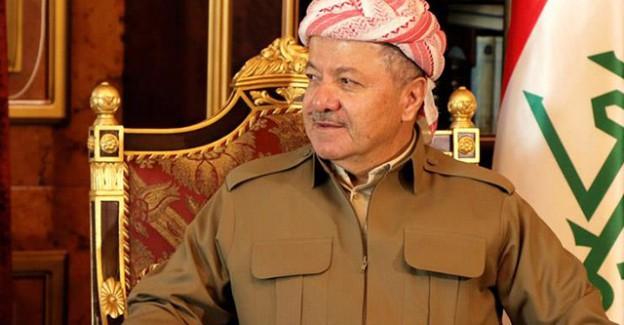 Barzani, Erdoğan ve Yıldırım'la Görüşmeye Geliyor
