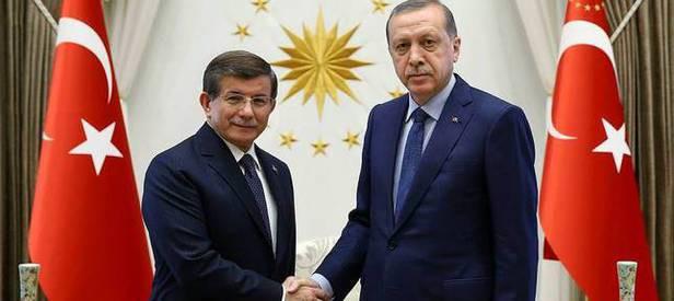 Başbakan Davutoğlu'nun İstifası Kabul Edildi
