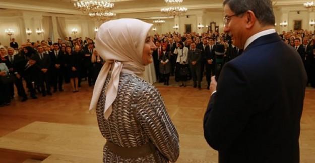 Başbakan Davutoğlu'ndan Duygusal Anlar.. Veda Ettiler