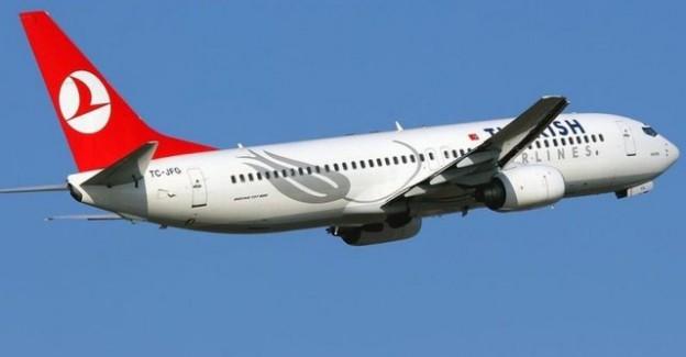 Başbakan Yardımcısının Uçağı Acil İniş Yaptı!