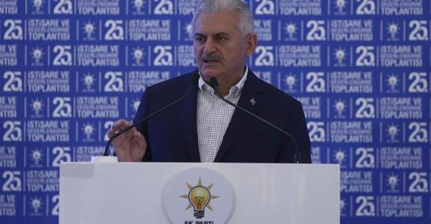 Başbakan Yıldırım: CHP Kendini Sorgulasın Önce, Hiçbir Bakanımız Onu Kullanmıyor