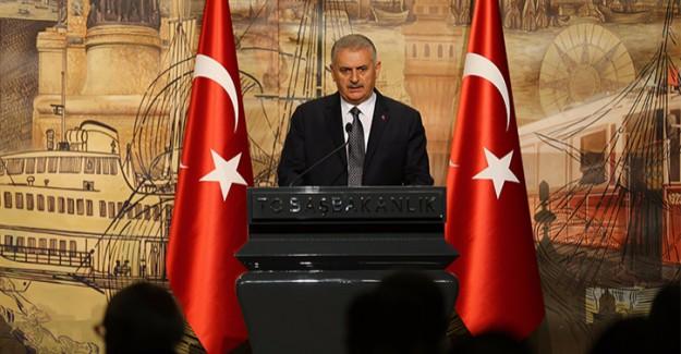 Başbakan Yıldırım Cizre Saldırısına Atatürk'ün Sözüyle Meydan Okudu