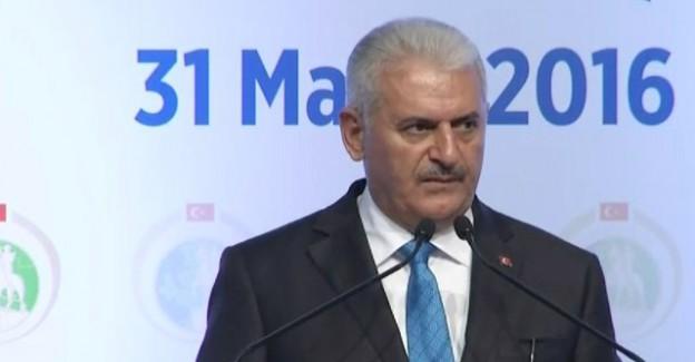 Başbakan Yıldırım Kılıçdaroğlu'yla Fena Kafa Buldu: Teşekkür Ediyorum...