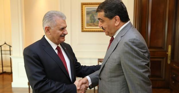 Başbakan Yıldırım'dan Katar'a Teşekkür