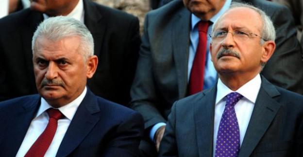 Başbakan'dan Kılıçdaroğlu'na: Bırak Bu İşleri