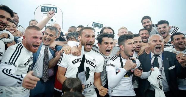 Beşiktaş'ın Kupa Alacağı Tarih Belli Oldu