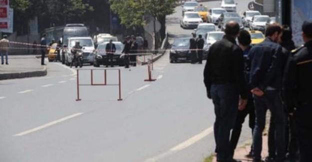 Beşiktaş'ta şüpheli çanta polisi alarma geçirdi