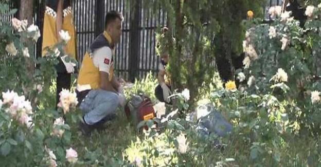 Beyoğlu'nda erkek cesedi bulundu