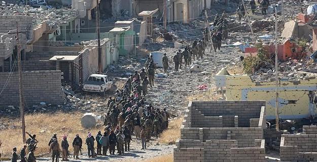 Bölgede Dengeleri Değiştirecek Gelişme! Kürtler Yeni Ordu Kuruyor