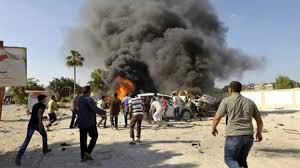Bomba Yüklü Araçla İntihar Saldırısı: 23 Ölü!
