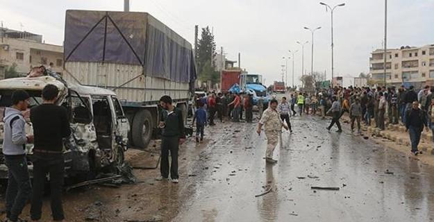 Bomba Yüklü Araçla İntihar Saldırısı: 60 Ölü!