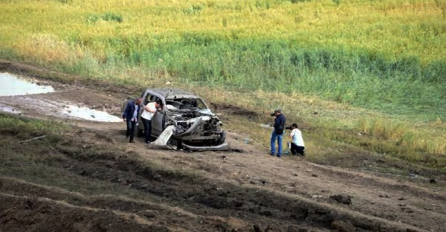 PKK'nın Bombalı Aracı Hazırlanırken İnfilak Etti