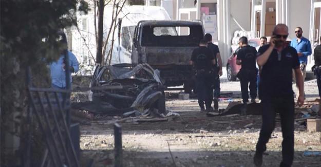 Bombalı Araçla Saldıran PKK'lı Terörist Yakalandı