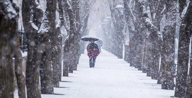 Bu Bölgelere Kar Uyarısı
