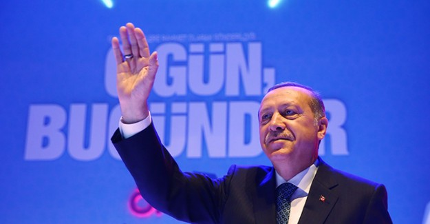 Bunu Yapmak Cumhurbaşkanı Erdoğan'a Nasip Oldu