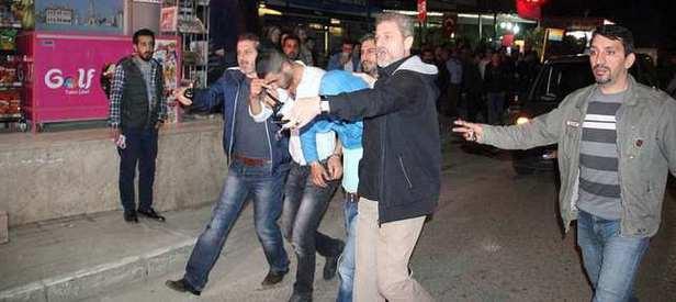 Bursa'da Canlı Bomba Alarmı!