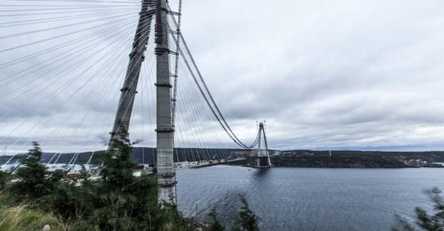Çanakkale 1915 Köprüsü'nün Yapımına 5 Ülke Talip