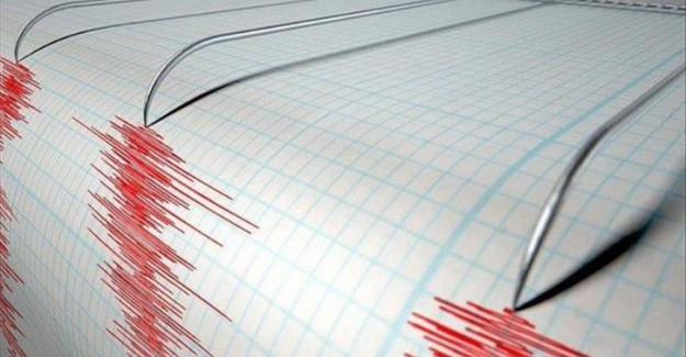 Çanakkale'de İkinci Deprem Meydana Geldi!