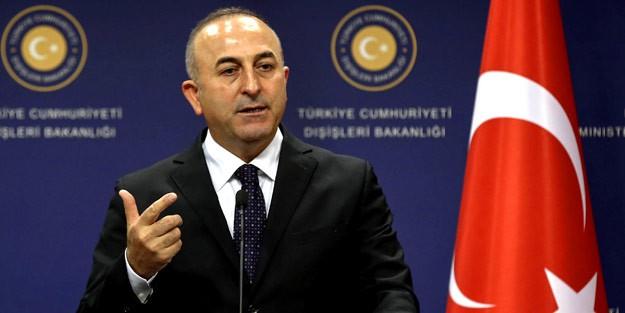 Çavuşoğlu'ndan Flaş Açıklamaı: Operasyona Her Türlü Desteği Vereceğiz