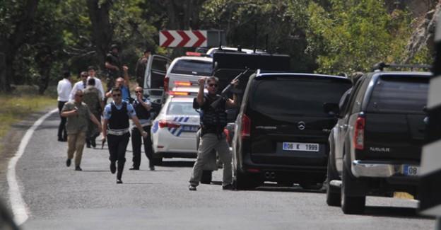 CHP Konvoyuna Saldırıda Yaralanan Asker Şehit Oldu