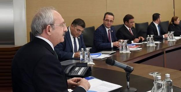 CHP Yenikapı Kararını Verdi!