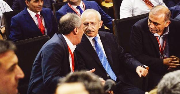 CHP'nin Gündemi Başkanlık Değil Koltuk Yarışı