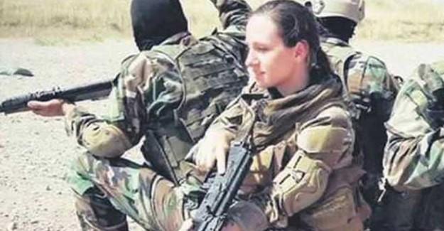 CIA Ajanı 3 Çocuğunu ABD'de Bırakıp YPG'ye Katıldı!