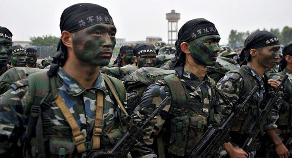 Çin de Savaşa Giriyor!