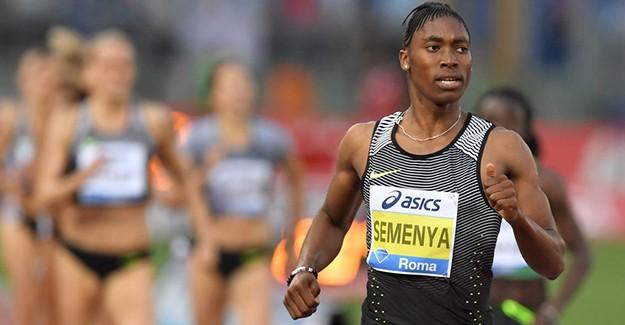 Cinsiyeti Tartışmalı Olan Atlet Evlendi!