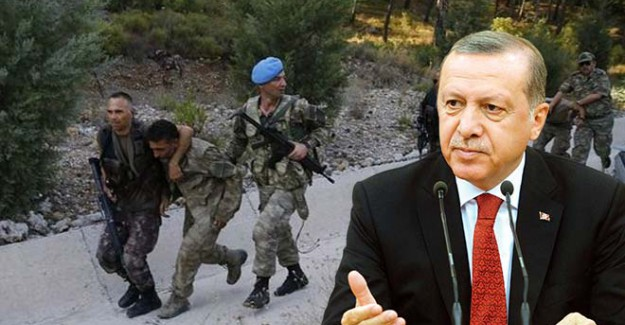 Cumhurbaşkanı Erdoğan FETÖ'nün Suikast Timi İçin Harekete Geçti