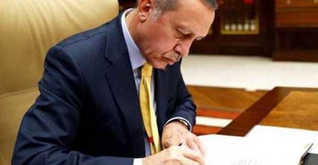Cumhurbaşkanı Erdoğan O Kritik Kanunu Onayladı!