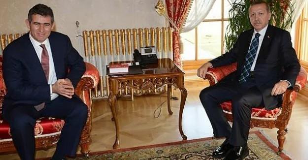Cumhurbaşkanı Erdoğan ve Metin Feyzioğlu'nun Sürpriz Görüşmesi