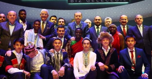Cumhurbaşkanı Erdoğan'a anlamlı hediye