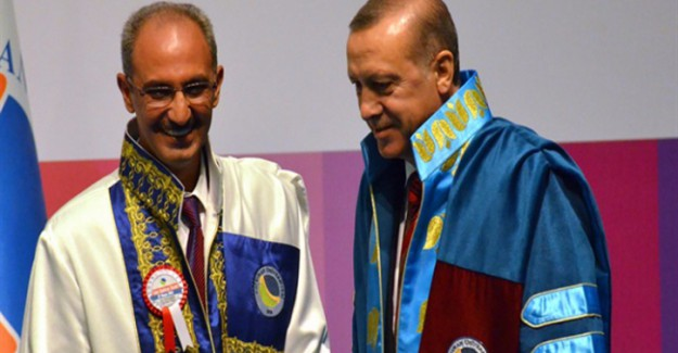 Cumhurbaşkanı Erdoğan'a fahri doktora
