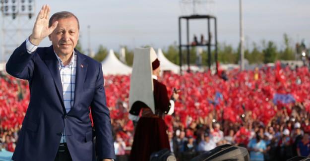 Cumhurbaşkanı Erdoğan'dan '2053' tweeti
