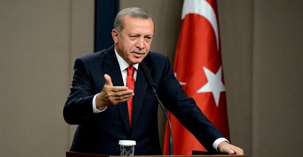 Cumhurbaşkanı Erdoğan'dan Muhalefete Net Mesaj: Alışacaklar!