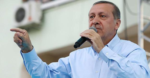 Cumhurbaşkanı'ndan Davutoğlu Açıklaması