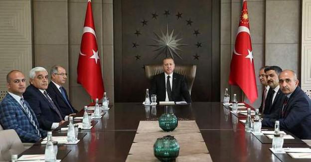 Cumhurbaşkanı Erdoğan'la Konuştu, Müjdeyi Verdi