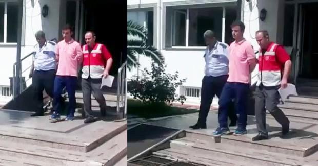 Darbe Girişimi Gecesi TRT Binasını Basan Firari Yüzbaşı Yakalandı
