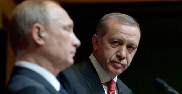 'Darbe Girişimi Sırasında Putin'in...'