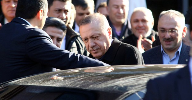 Dava Arkadaşını Yanlız Bırakmadı; Cumhurbaşkanı'ndan Kritik Ziyaret
