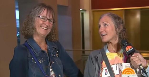 Değişim Programına Katılan 61 Yaşındaki Kadını Gören Ailesi Tanıyamadı!
