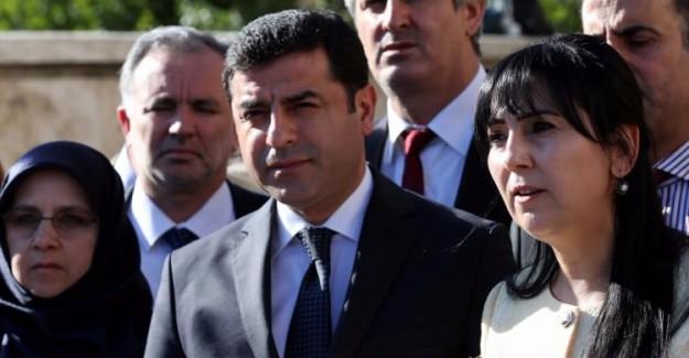 Demirtaş'tan Savcılara Mesaj: Şimdiden Söylüyorum Ona Göre...