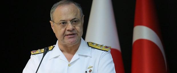 Deniz Kuvvetleri Komutanı'nın İfadesi Ortaya Çıktı
