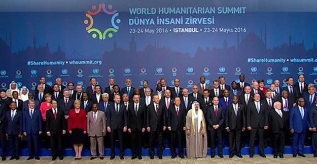 Dev Organizasyon: Dünya Liderleri İstanbul'da