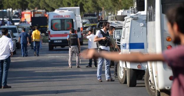 Diyarbakır Saldırısında Dikkat Çeken Detay: 7 PKK'lı Oradaydı!