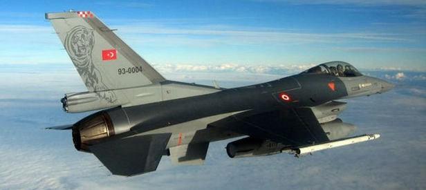Diyarbakır'a 25 Savaş Uçağı Daha Takviye Edildi!