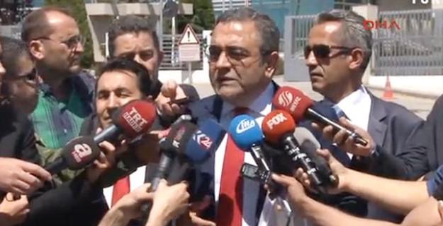 Dokunulmazlık İtirazına HDP'lilerden Önce O Gitti